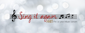 Sing it Again ARC Tribute Banner